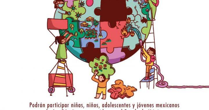 INVITAN A PÚBLICO INFANTIL Y JUVENIL A PARTICIPAR EN EL CONCURSO NACIONAL DE DIBUJO Y PINTURA