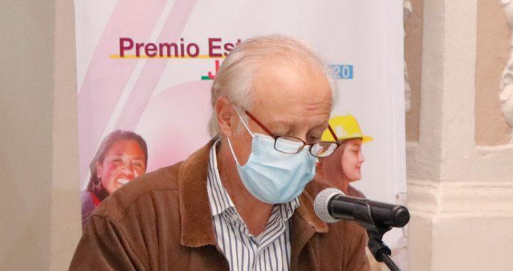 PRESENTA INSTITUTO MEXIQUENSE DE LA JUVENTUD AL JURADO DEL PREMIO ESTATAL DE LA JUVENTUD 2020