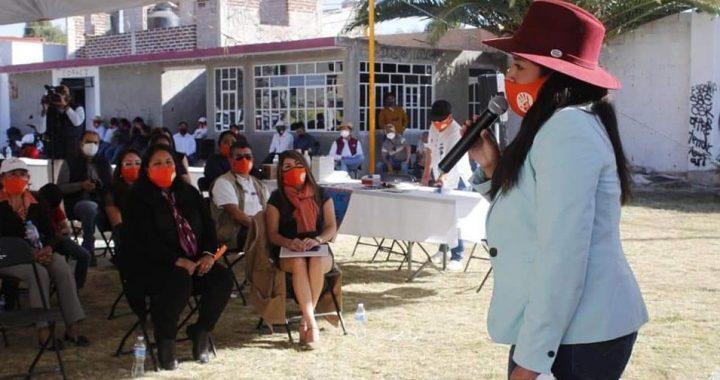 Brindaron apoyo a mujeres y niñas de Teoloyucan