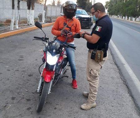 """Operativo """"Calles Seguras"""" en Teoloyucan"""