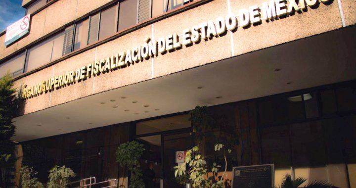 427 entidades presentarán al OSFEM Cuenta Pública Municipal 2020