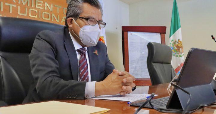 GOBIERNO MUNICIPAL FIRMA RECOMENDACIONES EMITIDAS POR LA CODHEM