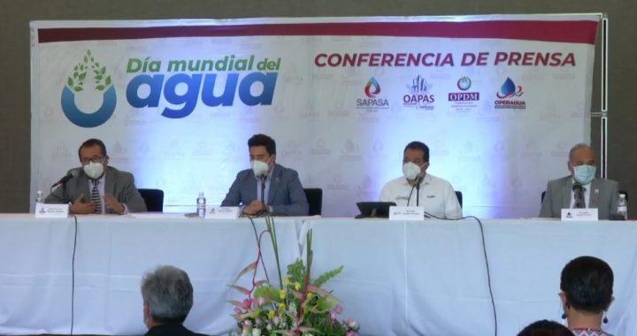 MUNICIPIOS INFORMAN SOBRE LA SITUACIÓN DEL AGUA POTABLE EN EL VALLE DE MÉXICO