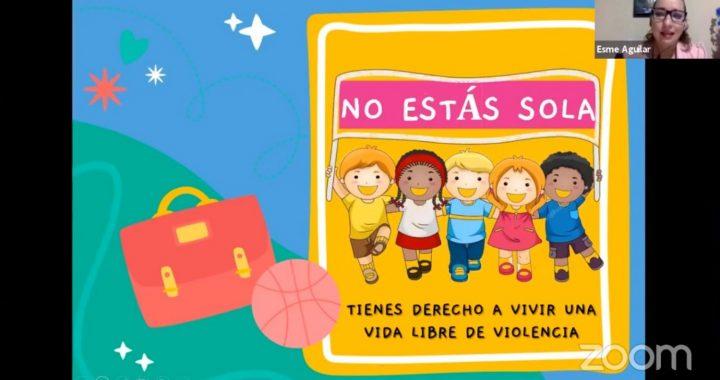 RECIBEN NIÑAS DEL EDOMÉX CAPACITACIÓN EN MATERIA DE VIOLENCIA