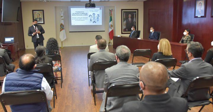 CAPACITAN A SERVIDORES PÚBLICOS EN MATERIA DE DERECHOS Y OBLIGACIONES ANTE EL PROCESO ELECTORAL 2021