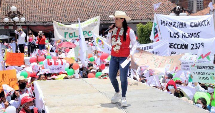 LLEGÓ EL MOMENTO DE DEFENDER NUESTRA DEMOCRACIA: AMV
