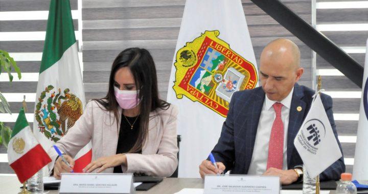 FIRMAN SECRETARÍA DE LA MUJER Y CONSEJO CIUDADANO PARA LA SEGURIDAD Y JUSTICIA CONVENIO DE COLABORACIÓN