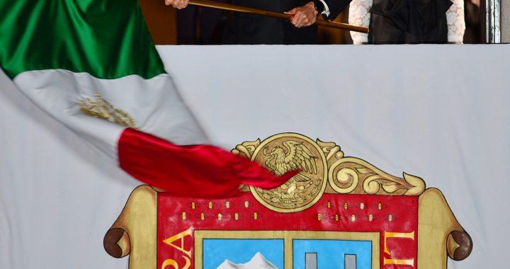 FESTEJAN 211 ANIVERSARIO DEL INICIO DE LA INDEPENDENCIA DE MÉXICO EN EL EDOMÉX