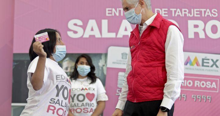 EL SALARIO ROSA TAMBIÉN CUIDA LA SALUD DE LAS AMAS DE CASA A TRAVÉS DE MASTROGRAFÍAS GRATUITAS: ALFREDO DEL MAZO